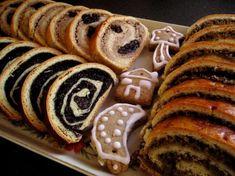 Íme a top 10 legjobb bejgli recept! Egy főpróbát megér az ünnepek előtt :-) - Ketkes.com Hungarian Recipes, Food Photo, Sushi, Muffin, Food And Drink, Cookies, Breakfast, Ethnic Recipes, Christmas