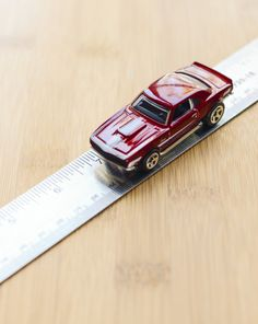 Science Fair: Can a Toy Car Reveal the Strength of a Magnet?