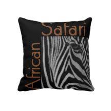 Post do dia: Decoração africana, parte 3 - Almofadas e outros objetos decorativos.