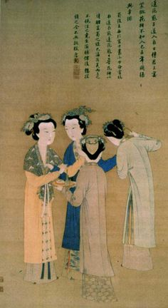 ming dynasty chinese women. 1400's AD.   Ming dynasties had different perception of women.  Women were expected by their family to get married to contribute towards their family's financial success (Mote, 350).  As married women, they were expected to receive a solid education.