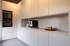 Een moderne keuken in een prachtige villa | ontwerp en realisatie Hubbers interieurmakers