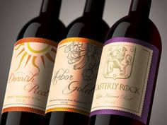 Printable Game of Thrones wine labels