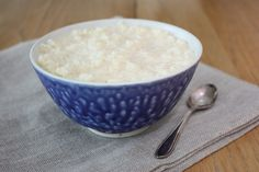 Rice Pudding - sometimes the old ones are the best | marmaladeandme.com