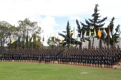 https://flic.kr/p/p7wQp9 | Ceremonia de ascenso curso 104 de oficiales