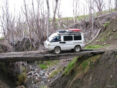 A documentation how we build up our expedition camper van, based on a Mitsubishi Delica to explore the countries along the Pan American Highway Delica Van, Toyota Van, Off Road Camping, Kei Car, 4x4 Van, Cool Vans, Expedition Vehicle, Mini Trucks, Truck Camper