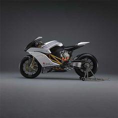 Mission R: Elektro-Supersportler von Mission Motors - Motorradonline