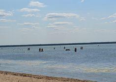 Laulasmaa beach, Estonia