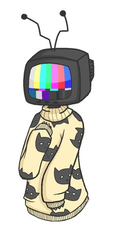 Tv head freebie animation by Teh-Chabeh ...
