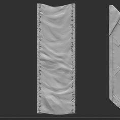 Banner sculpts I made for DM-Chill