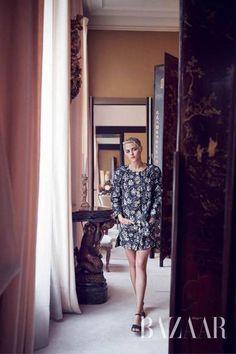 Tumblr Kristen Stewart Harpers Bazaar September issue 2017