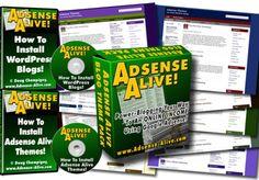 Nice! 30 Adsense themes wordpress ready niche blog hight ctr on fiverr.com