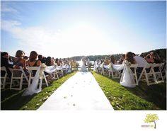 The Lakehouse at The Cliffs at Keowee Vineyards  Lake Keowee, SC  Lakeside Wedding