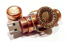 Steampunk 8GB USB Flash Drive