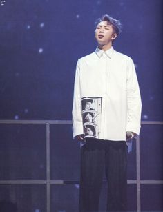 RM ♡ | © heabts613 | [SCAN] The Wings Tour in Seoul DVD PHOTOBOOK #BTS #방탄소년단