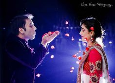 Wedding photography- indian couple #wedmegood