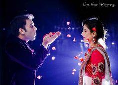 Wedding photography- indian couple #wedmegood