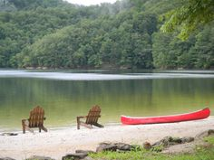 My favorite place to be!  Bear Lake Reserve in NC!