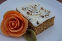 porkkanakakku / carrot cake