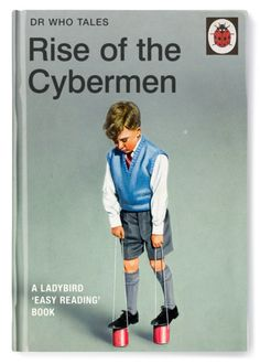 Ladybird Sci-fi Books