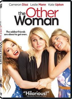 Melissa's Coupon Bargains: The Other Woman DVD $9.96ea.