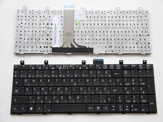 HUN Magyar Billentyűzet Hungarian Keyboard for MSI GE600 GE603 X600 S1N3UHU261