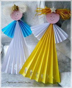 angel craft idea