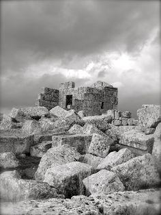 The Dead Cities - Serjilla, Syria