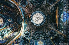 "saolas: """"""The Islamic art and architecture. Imam Hussein shrine in Karbala, Iraq. 2015. "" """