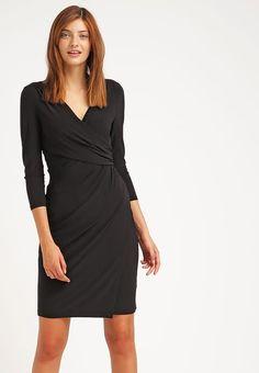 Köp Lauren Ralph Lauren Fodralklänning - black för 1495,00 kr (2017-08-05) fraktfritt på Zalando.se