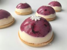 Mini Cakes, Mousse, Panna Cotta, Bakery, Cheesecake, Deserts, Sweets, Ethnic Recipes, Food