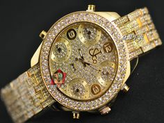 Jacob Watches, gold watches