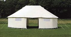 Tennessee Oval Tent from The Cotton Tent Company & Complete 8m Jurte from The Cotton Tent Company | Weekend home ...