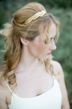 Full Leaves Headband From @acutedesigns