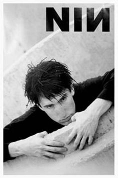 Nine Inch Nails Trent Reznor Broken NIN Music Poster 24x36