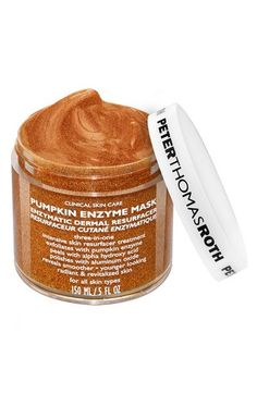 b28a2eb1067c Peter Thomas Roth Pumpkin Enzyme Mask available at  Nordstrom Pumpkin  Enzyme Mask