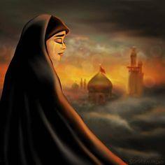 Islamic Images, Islamic Pictures, Islamic Quotes, Imam Hussain Wallpapers, Hussain Karbala, Karbala Photography, Islamic Cartoon, Islamic Art Pattern, Anime Muslim
