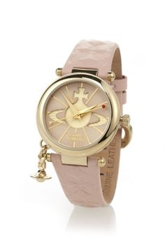 Vivienne Westwood watch! totally love it <3