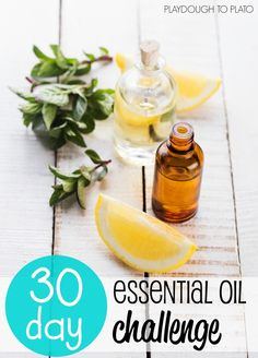 30 Day Essential Oil Challenge. Such an easy way to find new, all natural home remedies for all sorts of things - allergies, insomnia, snoring...