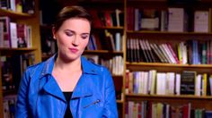 Veronica Roth DIVERGENT Q&A: Who is divergent to you?