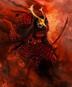 big samurai monster arrr