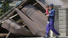Nuevo sismo de magnitud 5,8 estremeció costas de Japón este miércoles