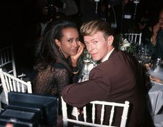 The love story of Iman and David Bowie, through the years in pictures.