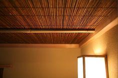 大阪 森田ビルディング 照明と天井