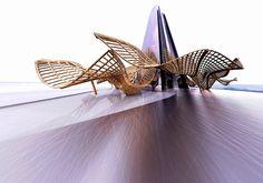 innovarchi: D1 tower and canopy via designboom