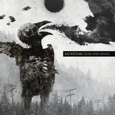 """L'album dei #Katatonia intitolato """"Dead End Kings""""."""