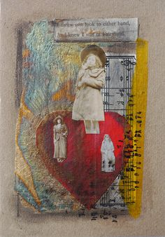 Jason Lupi - handmade, unique and one-off mixed media greeting cards of mixed cultural designs, religious icons and roman statues.  Materials include: Copper/Silver/Gold Leaf; Ink; Paint; Paper collage; Tissue paper; Vintage paper - Book pages; Newsprint; Watercolour; Wax Gilt.  Commissions considered. https://www.facebook.com/artlupi/
