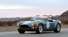 COBRA SHELBY SPECIAL EDITION | CARS GLOBALMAG