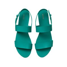 Flat Sandals ❤ liked on Polyvore featuring shoes, sandals, flats, обувь, sapatos, flat sandals, flats sandals, flat heel shoes, flat pumps and flat shoes