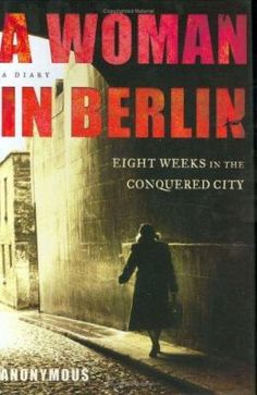 An astonishing find-the landmark journal of a woman living though the Russian occupation of Berlin-which has already earned comparisons to diaries by Etty Hillesum and Victor Klemperer For six weeks in 1945, as Berlin fell to the Russian army, a young woman, alone in the city, kept a daily record of her and her neighbors' experiences, determined to describe the common lot of millions. Purged of all self-pity but with laser-sharp observation and bracing humor, the anonymous author conjures up…