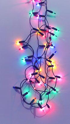 Lucecitas del árbol de Navidad